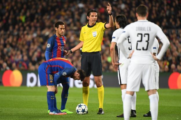 Arbitrage Barça - PSG : Enfin le verdict est tombé