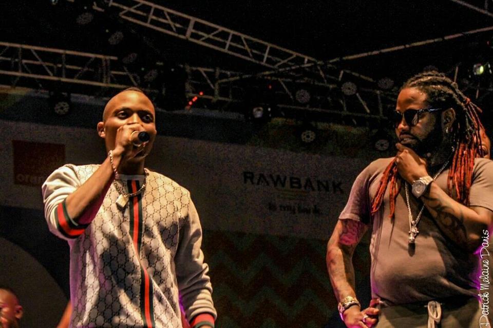 Ferre Gola : L'incroyable recrutement  de l'artiste Shiki de Miel à Goma