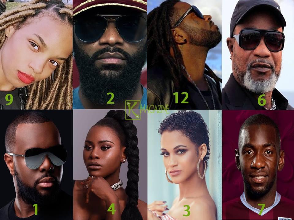 Top 15 des célébrités congolaises les plus suivies sur instagram