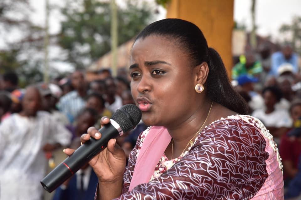 « La jeunesse Africaine est l'espoir du continent et peut jouer un rôle clé dans la lutte contre la corruption » Francine Muyumba appelle  à la lutte contre la corruption