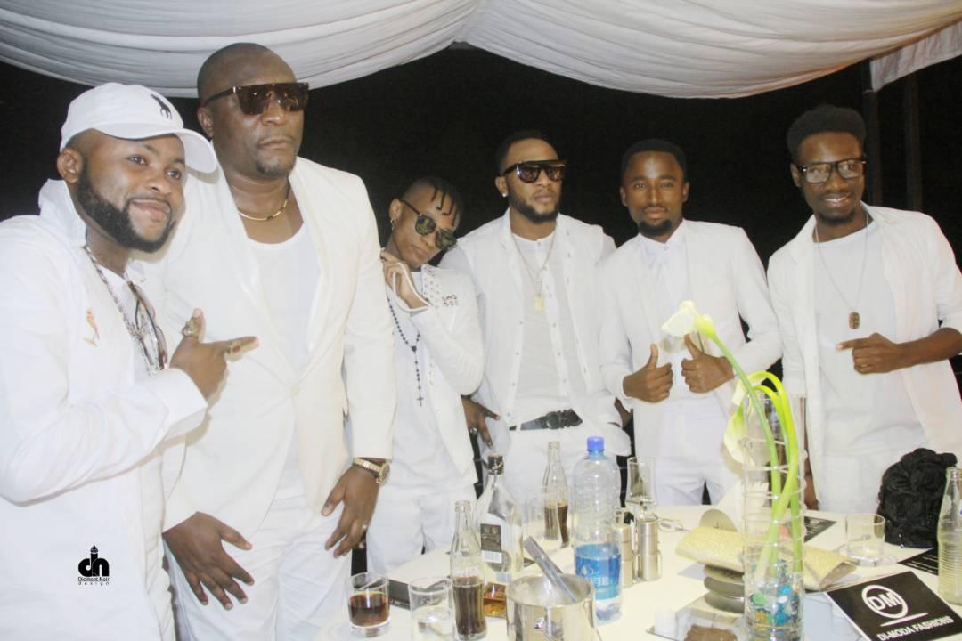 Innoss'B, Cappuccino LBG, Christian Bella et Papy Kero ont fait un Show Case de folie à Bujumbura