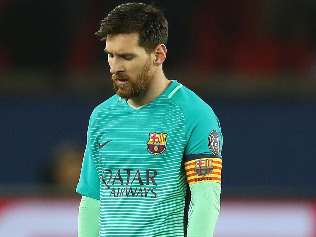 Lionel Messi au cœur d'un scandale de drogue . Plus de détails