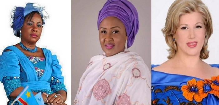 Voici le top 10 des plus belles épouses des chefs d'État africains: PHOTOS