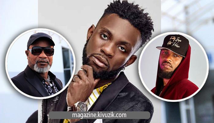 La nouvelle chanson de Fabregas qui vient donner leçon à Koffi Olomide et  Fally Ipupa