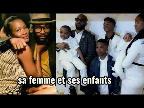 Fally ipupa sa femme et ses enfants son histoire avec Isabelle Béké et Nathalie koah Congo
