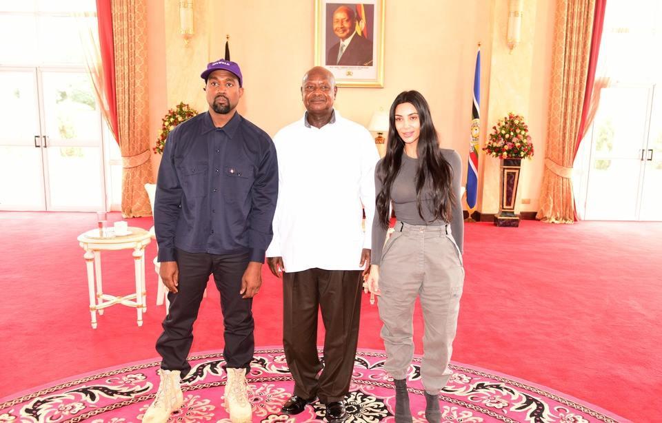 Pourquoi Kanye West et Kim Kardashian sont en Ouganda ? les raisons
