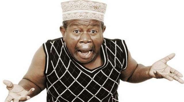 Mort du célèbre acteur Tanzanien Eler King Majuto , les causes