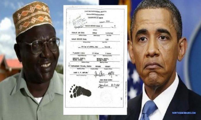 Barack Obama n'est pas né aux Etats-Unis, son demi-frère publie un «certificat de naissance»