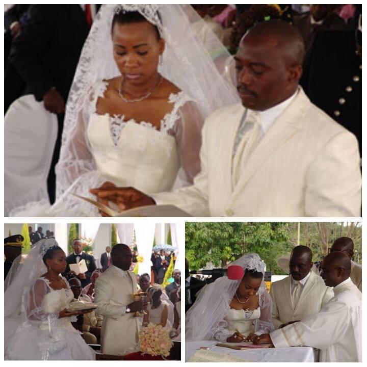 Le Mariage de Joseph Kabila , 12 ans déjà