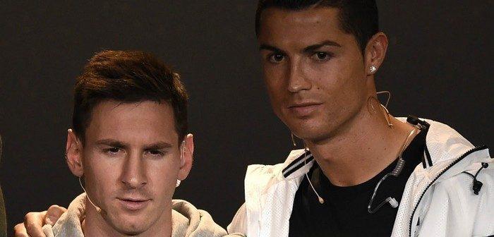Messi et Ronaldo s'unissent pour une cause humanitaire. Plus de détails