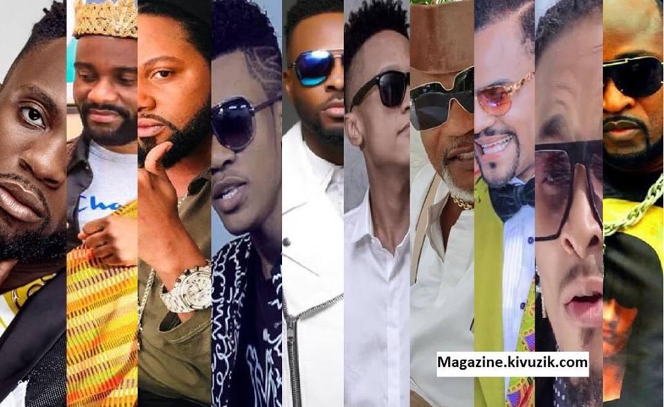 Top 10 des meilleurs artistes Congolais du moment
