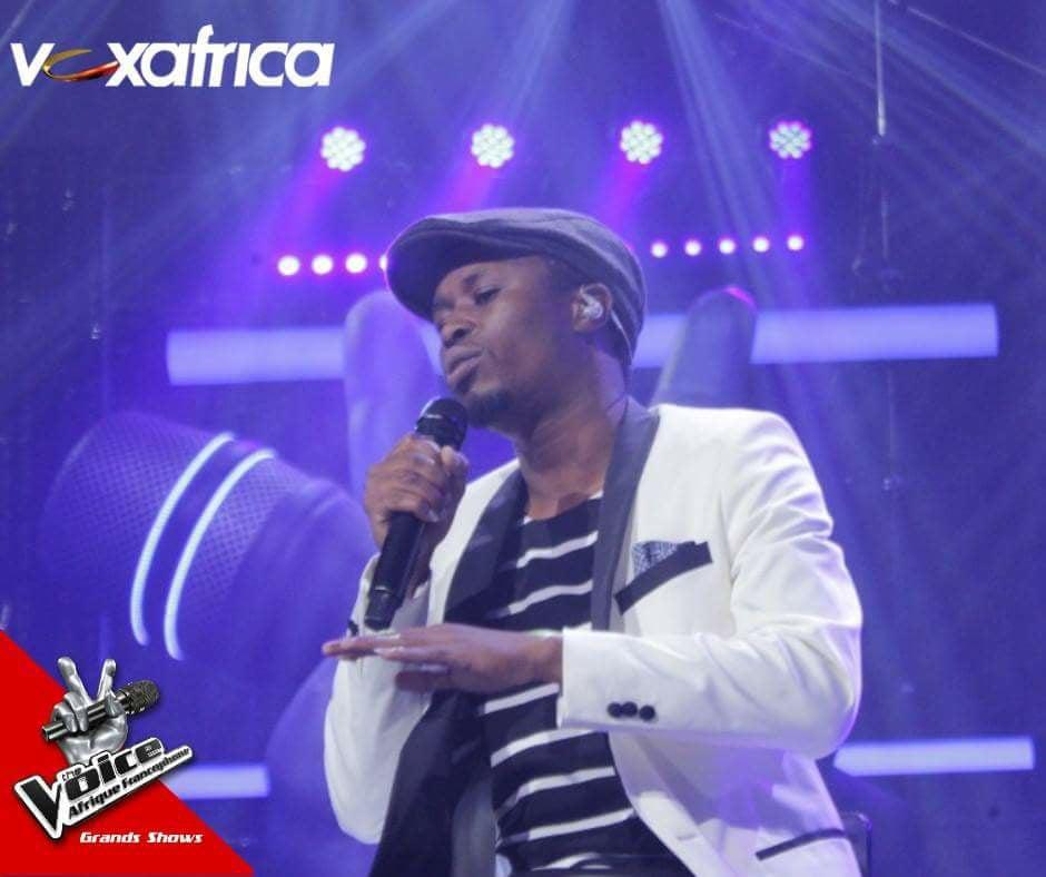 The Voice Afrique, le congolais René Byamungu finit la tête haute  3ème de la compétition