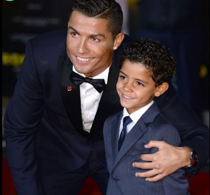 Cristiano Ronaldo fait une triste révélation sur son fils de 6 ans Cristiano Junior