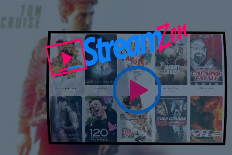 Streamzen , le nouveau site de  streaming vidéo à suivre de près