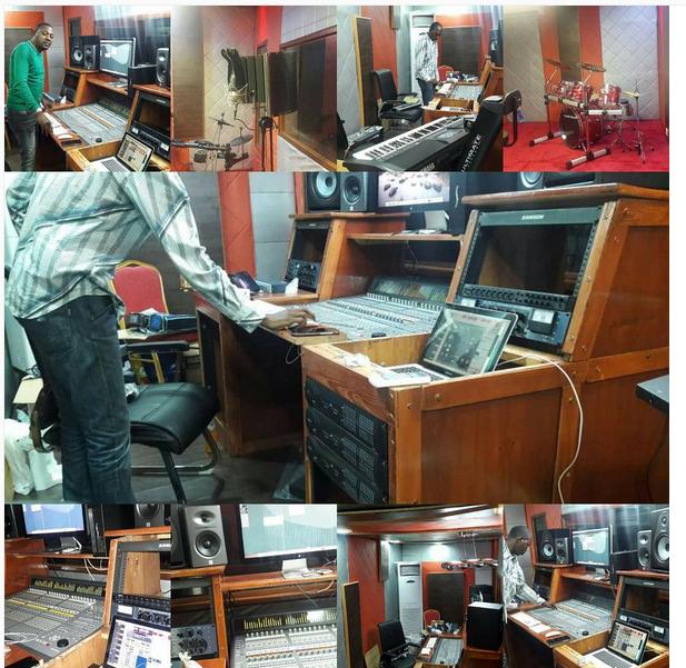 Koffi Olomide lance un studio d'enregistrement pour les artistes musiciens en difficultés
