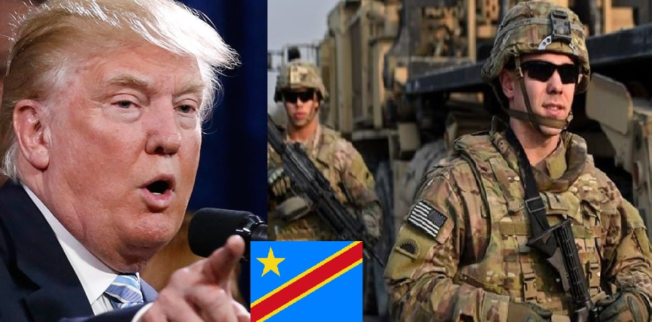 RDC : Les Etats-Unis déploient  des troupes au Gabon pour une mission de sauvetage
