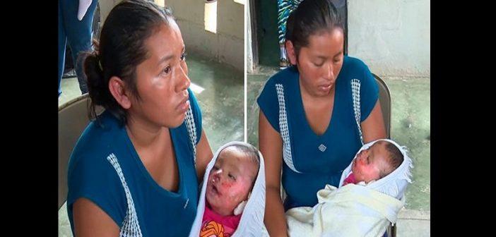 """Déclaré mort, un bébé """"revient à la vie"""" lors de ses funérailles (photos)"""